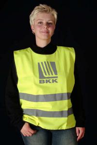 Refleksvest BKK Logo
